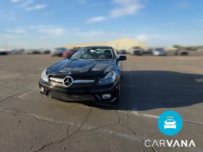 Used 2011 Mercedes-Benz SL 550 - 569001124