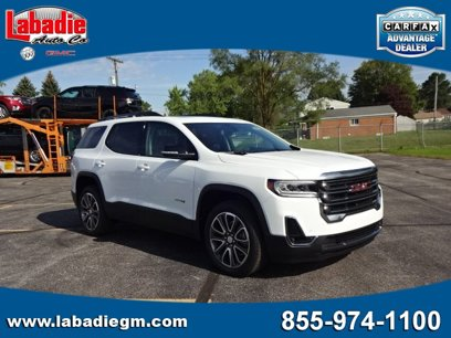 New 2020 GMC Acadia AWD AT4 - 526428950