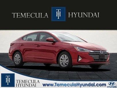 New 2020 Hyundai Elantra SE Sedan - 565734875