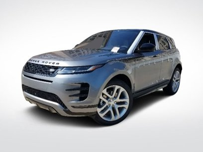 New 2020 Land Rover Range Rover Evoque SE - 525675337
