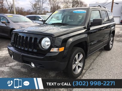 Certified 2017 Jeep Patriot High Altitude Edition - 548300319