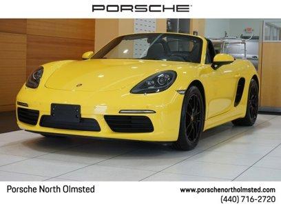 Used 2018 Porsche 718 Boxster - 527505122