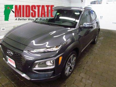New 2020 Hyundai Kona AWD Limited - 527911697