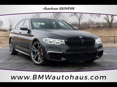 2019 Bmw M550i Xdrive For Sale In Saint Louis Mo Autotrader
