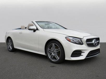 New 2020 Mercedes-Benz E 450 4MATIC Cabriolet - 540344464