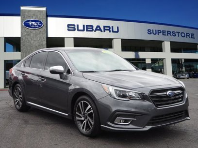 Certified 2019 Subaru Legacy 2.5i Sport - 546882825