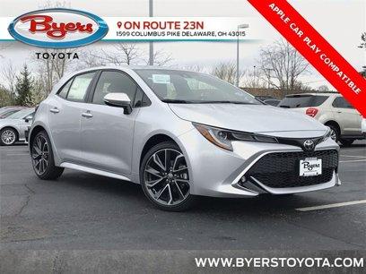 New 2019 Toyota Corolla XSE - 512887463