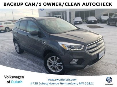Used 2017 Ford Escape 4WD SE - 534018135