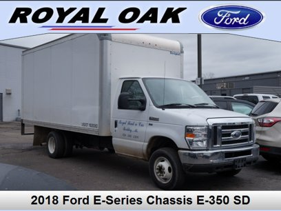 Used 2018 Ford E-350 and Econoline 350 Super Duty - 545811900
