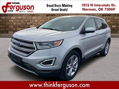 Used 2016 Ford Edge AWD Titanium - 539768633