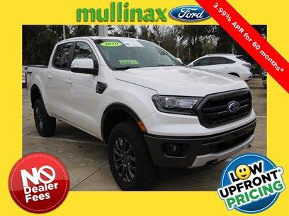 Certified 2019 Ford Ranger Lariat - 539371626