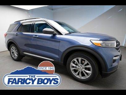 New 2020 Ford Explorer 4WD XLT - 526875969