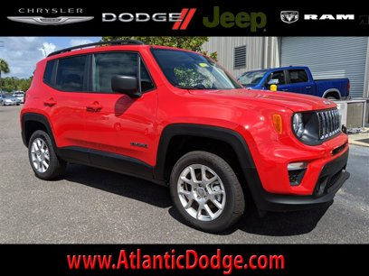 New 2019 Jeep Renegade 4WD Sport - 510347576