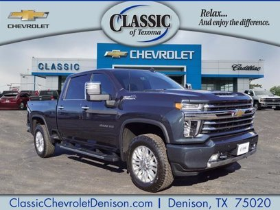 New 2020 Chevrolet Silverado 2500 4x4 Crew Cab High Country - 538214511