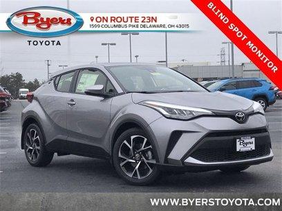 New 2020 Toyota C-HR XLE - 541322419
