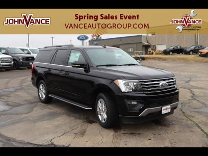 New 2020 Ford Expedition Max 4WD XLT - 536980307