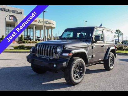 Used Jeep Wrangler Okc >> Jeep Wrangler For Sale In Oklahoma City Ok 73111 Autotrader