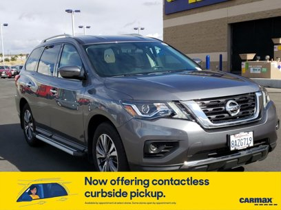 Used 2017 Nissan Pathfinder S - 567902183