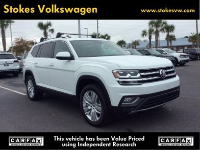 Volkswagen Mt Pleasant >> Volkswagen Atlas For Sale In Mount Pleasant Sc 29466