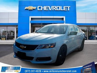 Certified 2015 Chevrolet Impala LS - 530792143