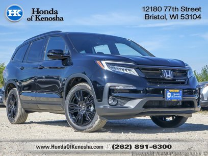 New 2020 Honda Pilot 4WD Black Edition - 526369731