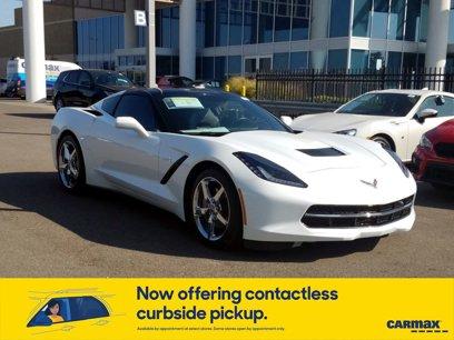 Used 2014 Chevrolet Corvette Stingray Coupe - 569920185