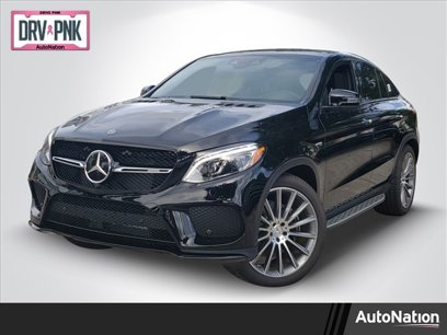New 2019 Mercedes-Benz GLE 43 AMG 4MATIC Coupe - 539747471