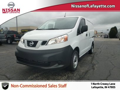 New 2019 Nissan NV200 S - 512334573