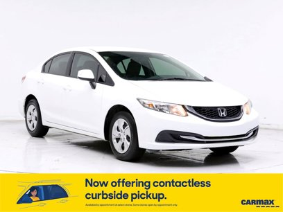 Used 2013 Honda Civic LX Sedan - 569379118