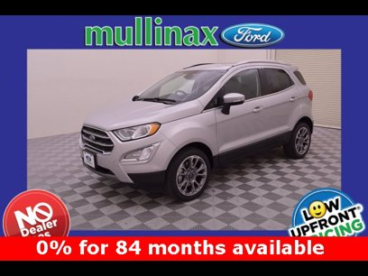 New 2019 Ford EcoSport FWD Titanium - 505529394