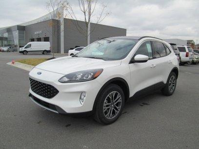 New 2020 Ford Escape 4WD SEL - 532874736