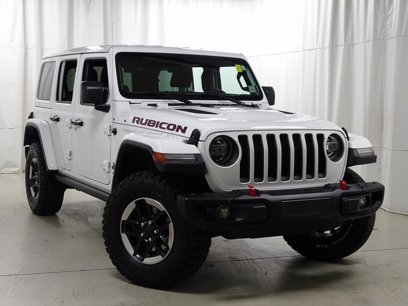 Certified 2018 Jeep Wrangler 4WD Unlimited Rubicon - 548512487
