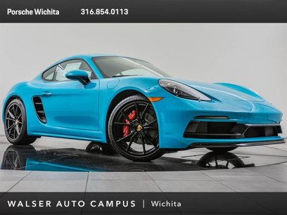 New 2019 Porsche 718 Cayman S - 511566935