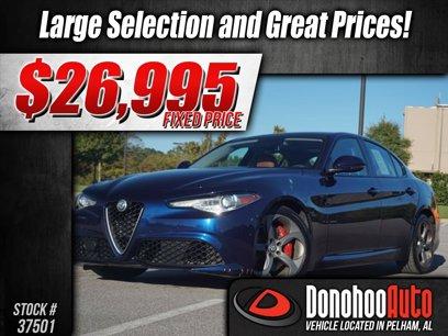 Used 2017 Alfa Romeo Giulia - 570307864