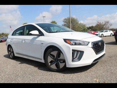 New 2020 Hyundai Ioniq Hybrid Limited - 542755347