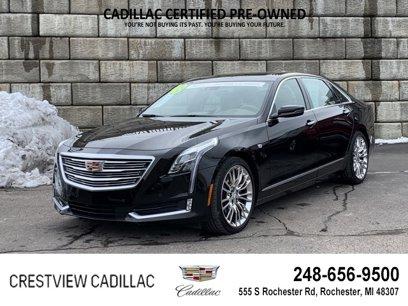 Certified 2018 Cadillac CT6 3.0T Platinum AWD - 543551328
