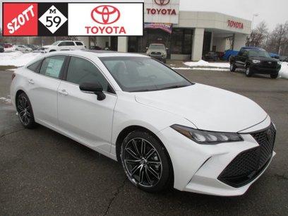 New 2019 Toyota Avalon XSE - 507553102