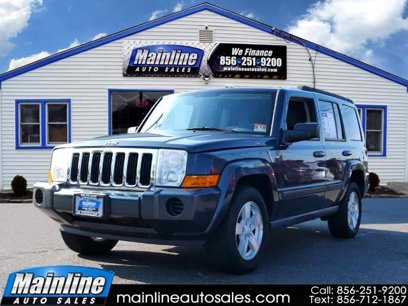 Used Jeep Commander For Sale In Cherry Hill Nj With Photos Autotrader