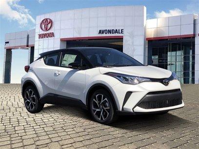New 2020 Toyota C-HR XLE - 537239787