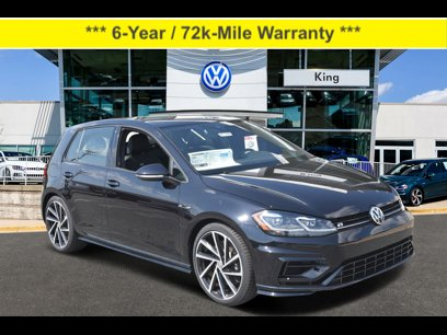 New 2019 Volkswagen Golf R 4-Door - 523466423