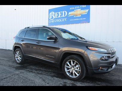 Used 2018 Jeep Cherokee 4WD Limited - 546259443