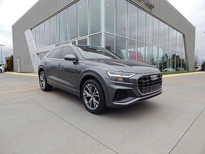 New 2020 Audi Q8 Premium Plus w/ S Line - 540277623