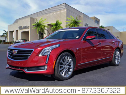 Certified 2018 Cadillac CT6 3.0T Premium Luxury AWD - 542326284