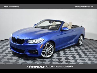 Certified 2017 BMW 230i xDrive Convertible - 568989319