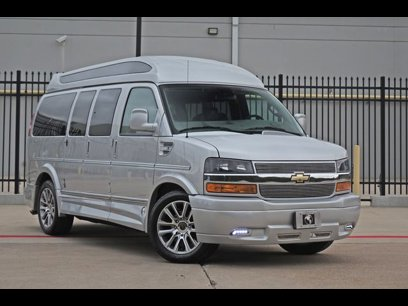 Used 2021 Chevrolet Express 2500 LS - 601304532
