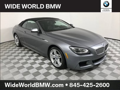 Used 2015 BMW 650i xDrive Convertible - 546296036