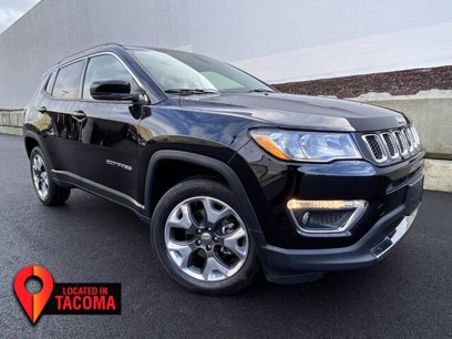 Certified 2017 Jeep Compass Limited - 567830213