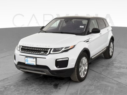 Used 2018 Land Rover Range Rover Evoque HSE 4-Door - 548104196
