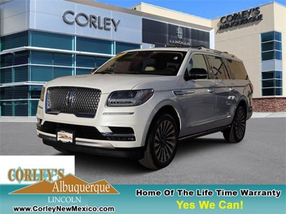 New 2020 Lincoln Navigator L 4WD Reserve - 532112626