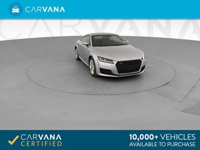 Used 2017 Audi TT 2.0T Coupe - 544976983